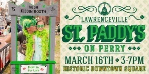VIP Tables for St. Paddy's Day