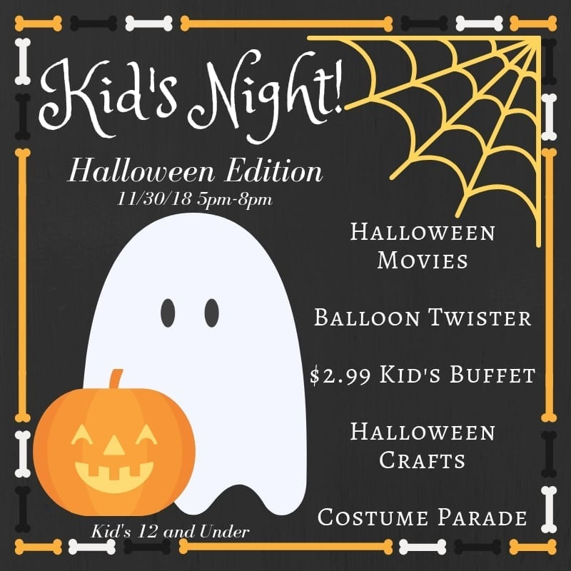 Halloween Kids Night Atlanta