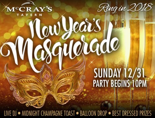New Year's Masquerade