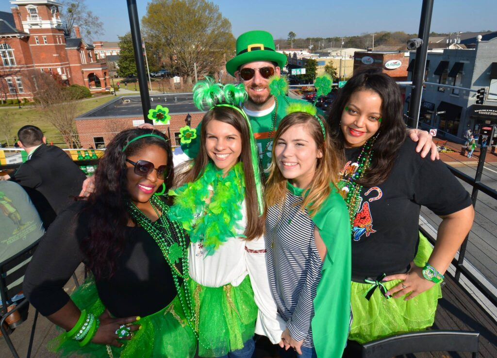 St Patricks Day Party | March Madness