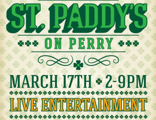 St. Paddy's On Perry!